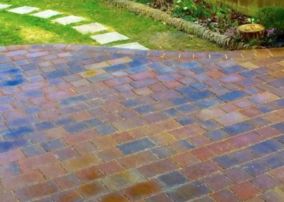 Block paving for your garden