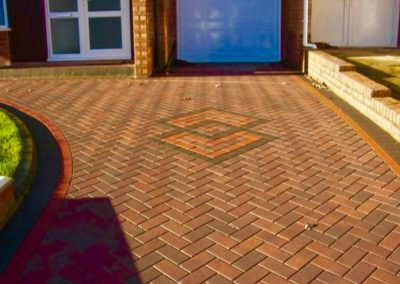 Block paving for your house driveway