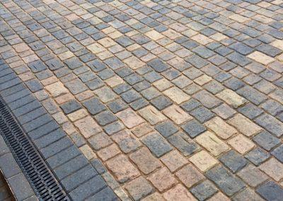 Driveway home skilled block paving