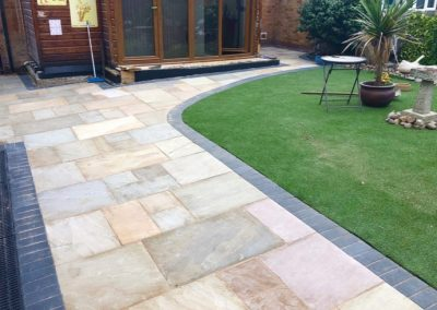 Sandstone paving specialists