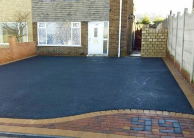 Tarmac repairs and installation
