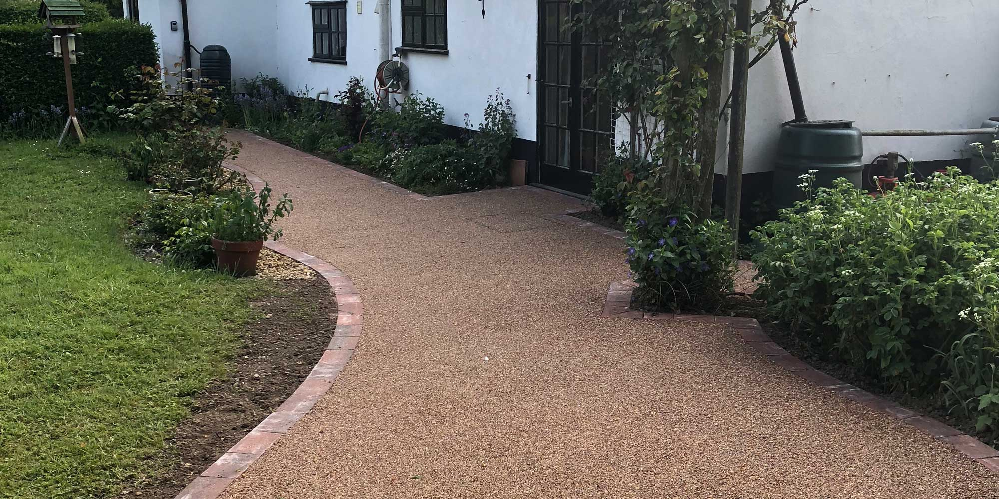 resin bound pathways
